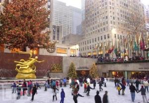 Ice Rink (Rockefeller center)