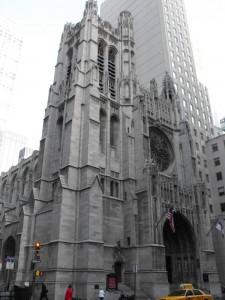 St Thomas Church Nueva York