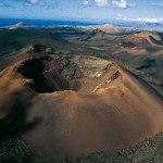 volcán corona