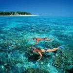 Snorkel en la barrera del coral