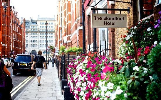 Blandford Hotel Londres