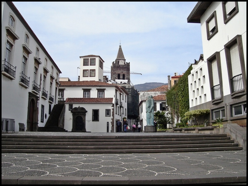 Casco antiguo de Funchal