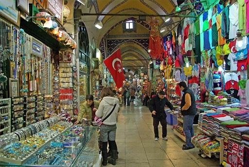 Baño Turco Mixto Estambul:Lo Imprescindible que Visitar en Estambul