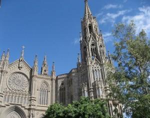 Iglesia de San Juan Bautista Arucas