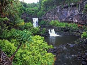 Piscinas de Oheo Maui