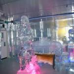 Estatua de hielo