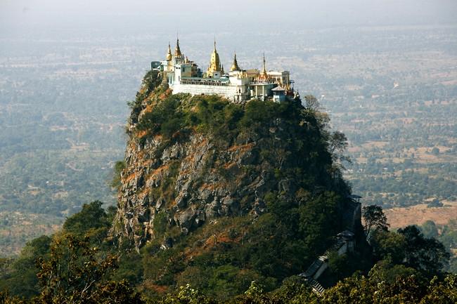 Monte Popa