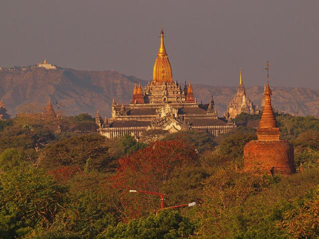Templo Ananda