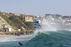 Surf en Santa Cruz