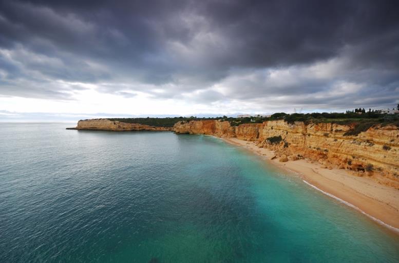 Playa de Senhora da Rocha