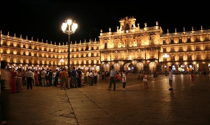 Salamanca en dos días