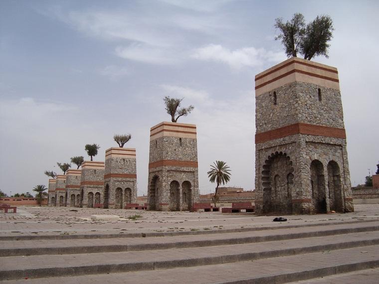 Que visitar en marruecos en 4 d as - Fotos marrakech marruecos ...