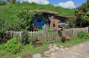 Casa de los Hobbits