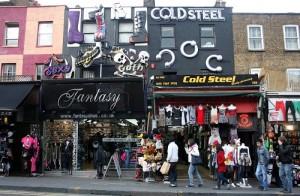 Camden Town Visitar