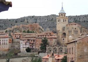Albarracin Pueblos encanto