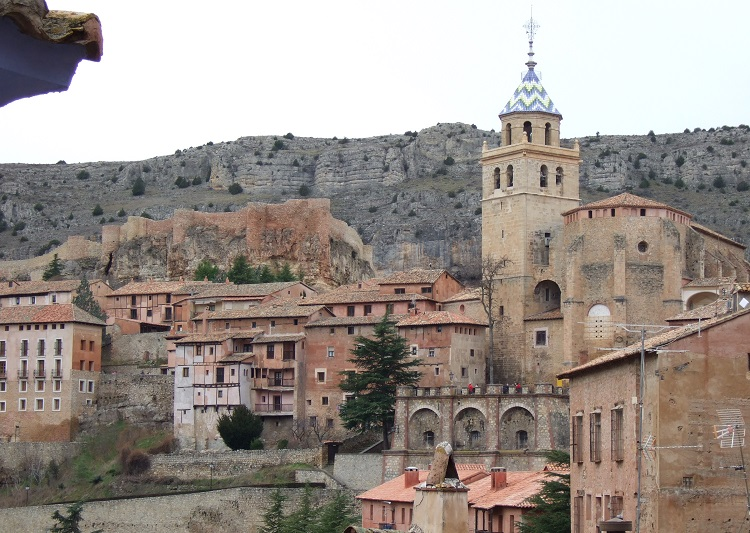 Albarrac n en teruel pueblos con encanto de espa a - Lugares de madrid con encanto ...