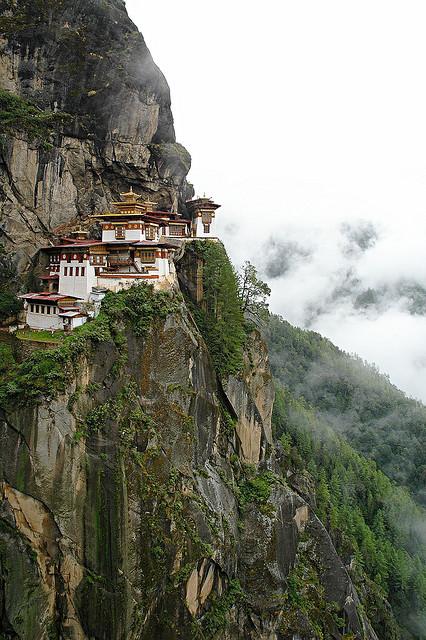 Nido del Tigre Bután