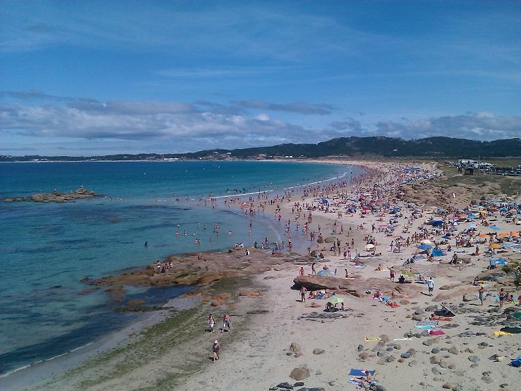Playa de Lanzada