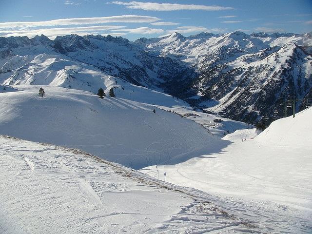Valle de aran nevado viajes y vacaciones - Inmobiliaria valle de aran ...