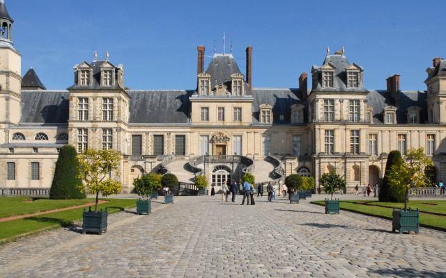 Castillo Fontainebleau