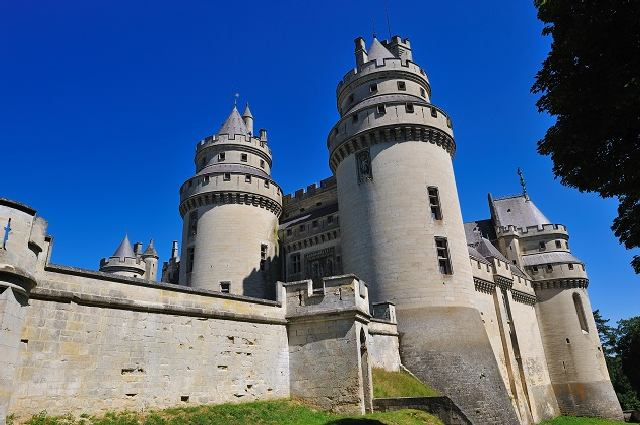 Castillo Pierrefonds