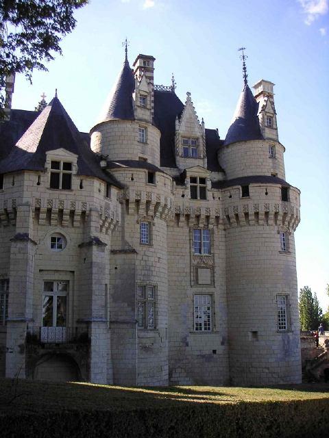 Castillo d'Ussé