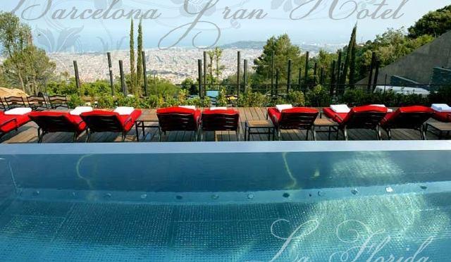 10 hoteles en barcelona con piscina exterior en la azotea. Black Bedroom Furniture Sets. Home Design Ideas