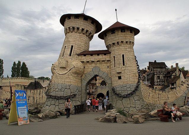 parque aventuras asterix