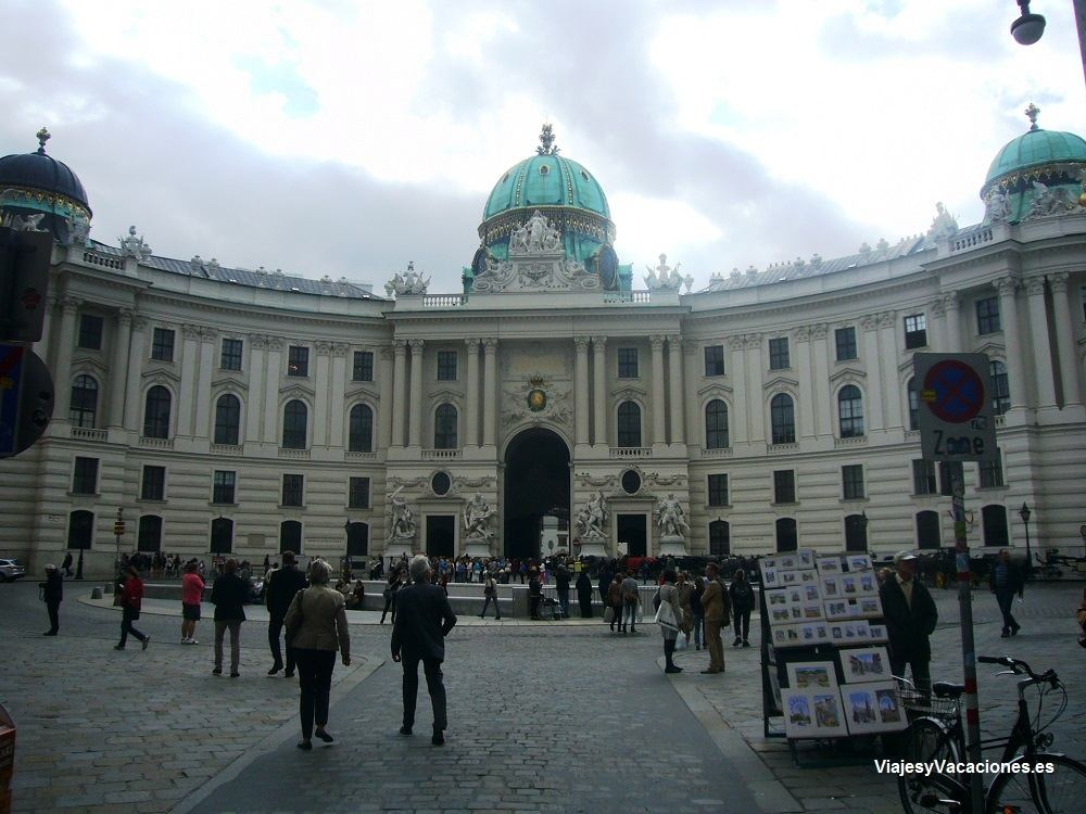 palacio hofburg viena