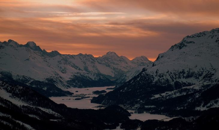 Saint moritz Suiza