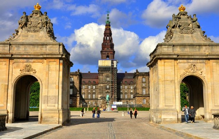 Christiansborg Copenhague