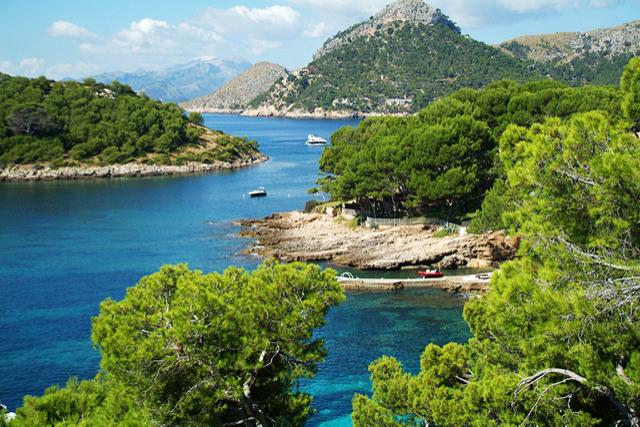 Calas de Mallorca