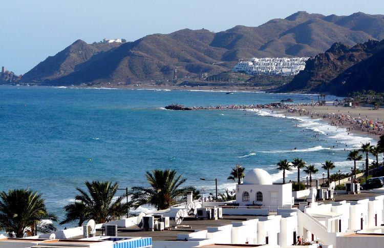 Mojácar en Almeria