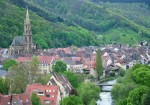 Ruta de vinos por la Alsacia