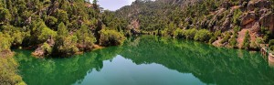 Aguas Negras en la Sierra de Cazorla