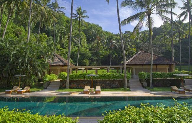 Amankila, Bali, Indonesia