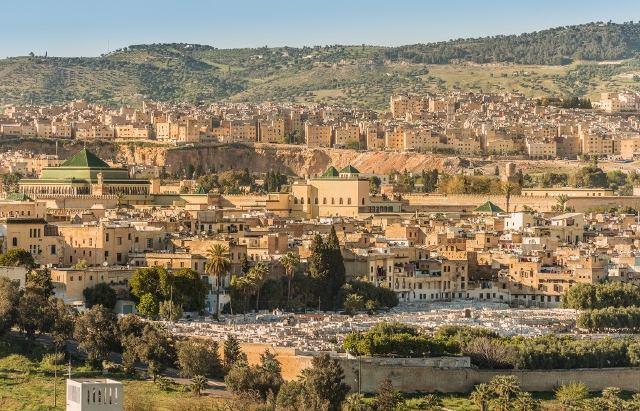 Sahrai Fez (Marruecos)