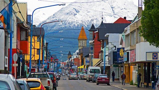 Lugares bonitos de Argentina