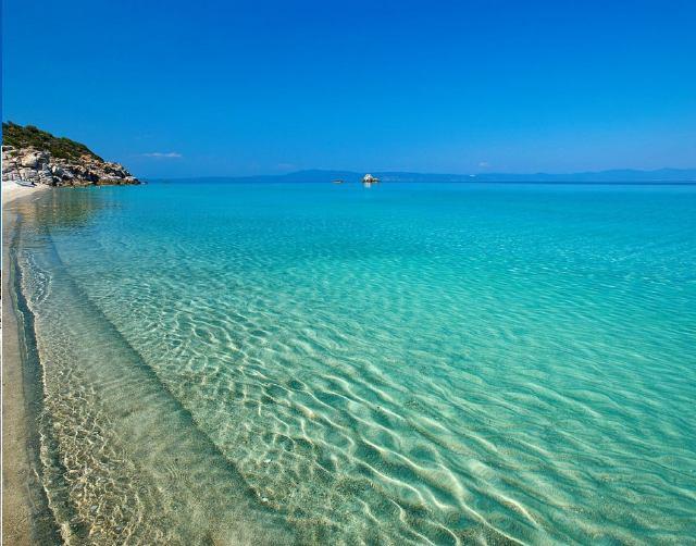 Pueblos costeros de Grecia