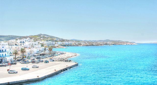 Pueblos pesqueros del Mediterráneo