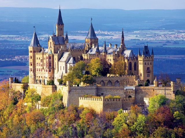 Castillos increíbles de europa