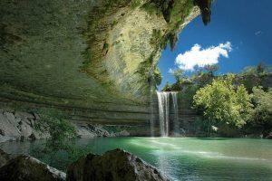 Piscina natural de Texas