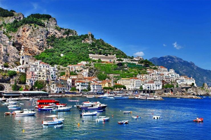 Salerno Joya de la Campania
