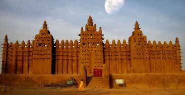 Mezquita Djenné