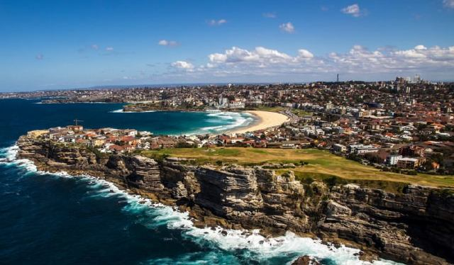 Top lugares Australia