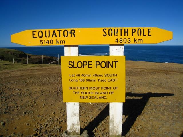 Punta Slope
