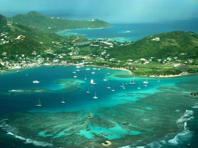 San Vicente y las Granadinas (Caribe)