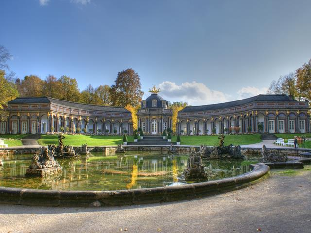 Jardines de Bavaria