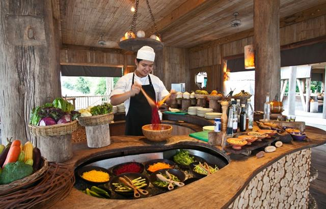 Gastronomía en Tailandia