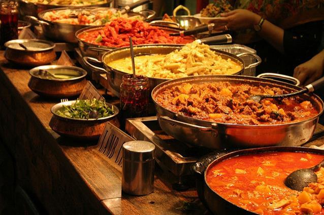 Gastronomía India